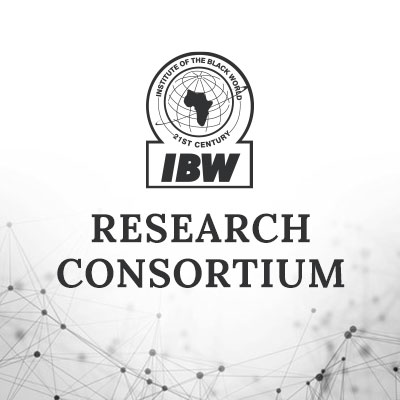 Research Consortium - A collaborative of scholars, think tanks and research centers devoted to engaging in theoretical and applied research as it relates to issues of vital concern to Black communities.