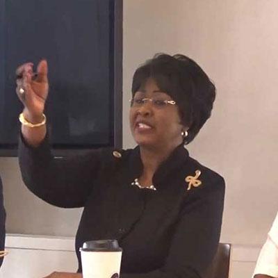 AU Ambassador Arikana Chihombori-Quao