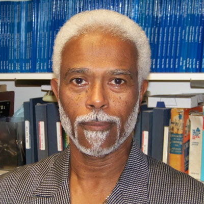 Jemadari Kamara, Board Member of the Institute of the Black World 21st Century (IBW21)