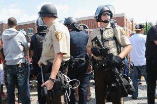 Black America's Everyday Reality: Ferguson and the World that Terrorizes Us