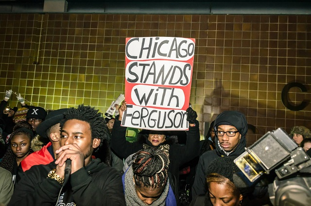 Being Black, the Real Indictment in Ferguson and the USA