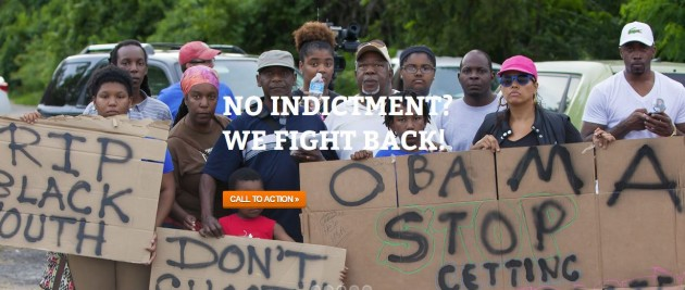 Campaign Against Police Brutality Grows With Grand Jury Decision