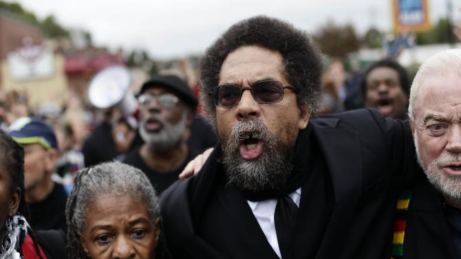 When It Comes to Ferguson, President Obama Could Take a Lesson From Cornel West
