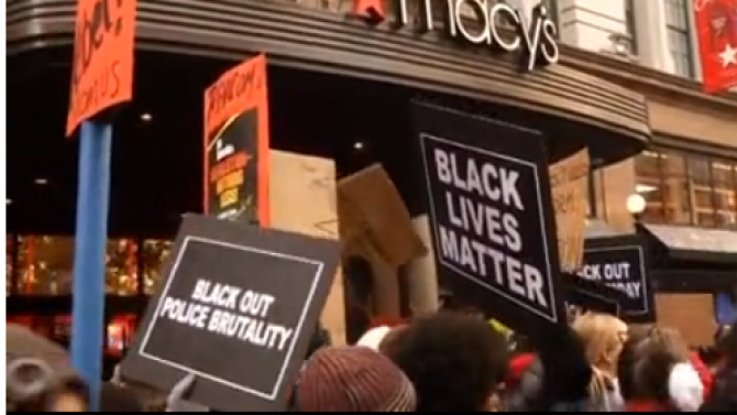 Did the Boycott Matter to Black Friday Retail Sales?
