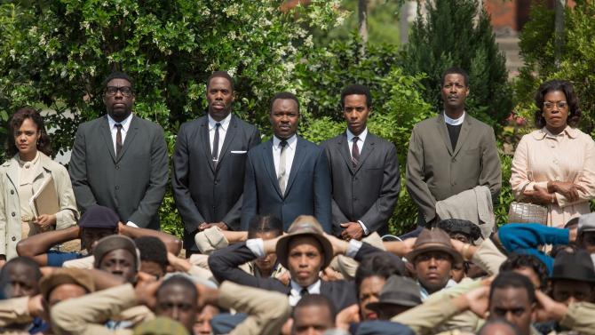 Selma'sOscar Snub a Complete Injustice