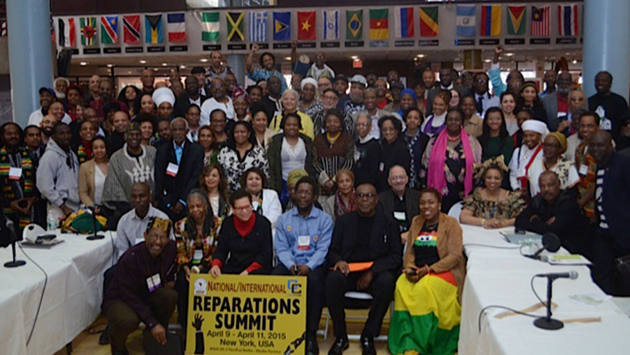 National African American Reparations Commission (NAARC) Reparations Summit - New York, NY 2015