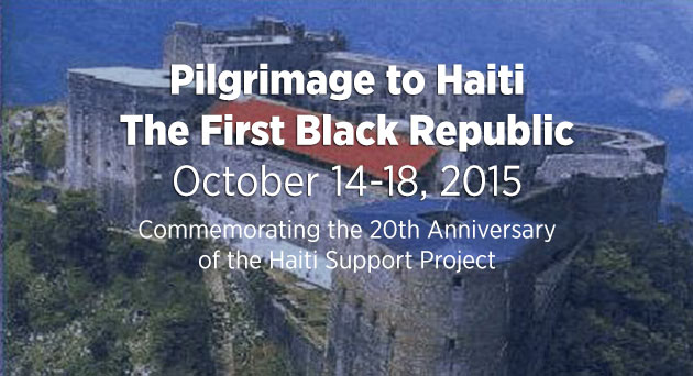 HSP Pilgrimage to Haiti - Commemorating the 20th Anniversary of the Haiti Support Project