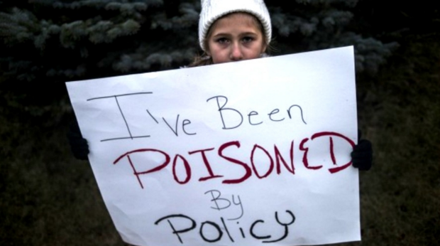 People Of Flint Call For Pro-Democracy Revolt To Save Poisoned City