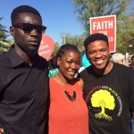 UndocuBlack Network members fight for DAPA and DACA to be upheld by US Supreme Court (Photo: UndocuBlack Network)