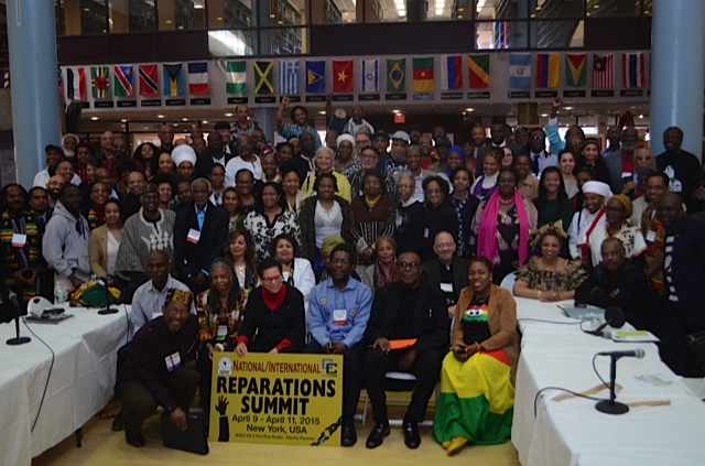 Reparations Summit - 2015