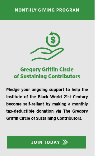 Monthly Giving Program - Gregory Griffin Circle