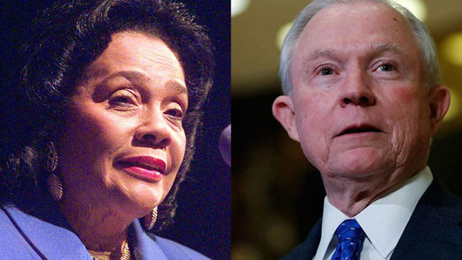 The Silencing of Coretta Scott King Is an Act of Systemic Racism