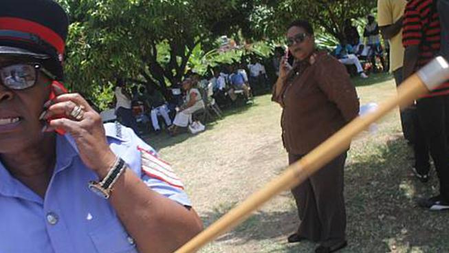 Grenada police arrest attorney at slavery reenactment event