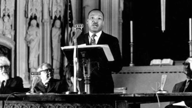 50th Anniversary of Dr. King's Speech Beyond Vietnam
