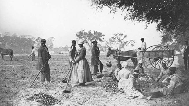 The Invisible Threads of Gender, Race, and Slavery