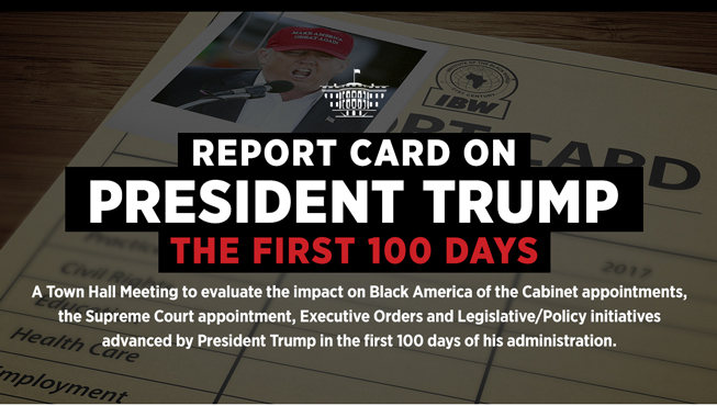 Report Card on President Trump: The First 100 Days (Video)
