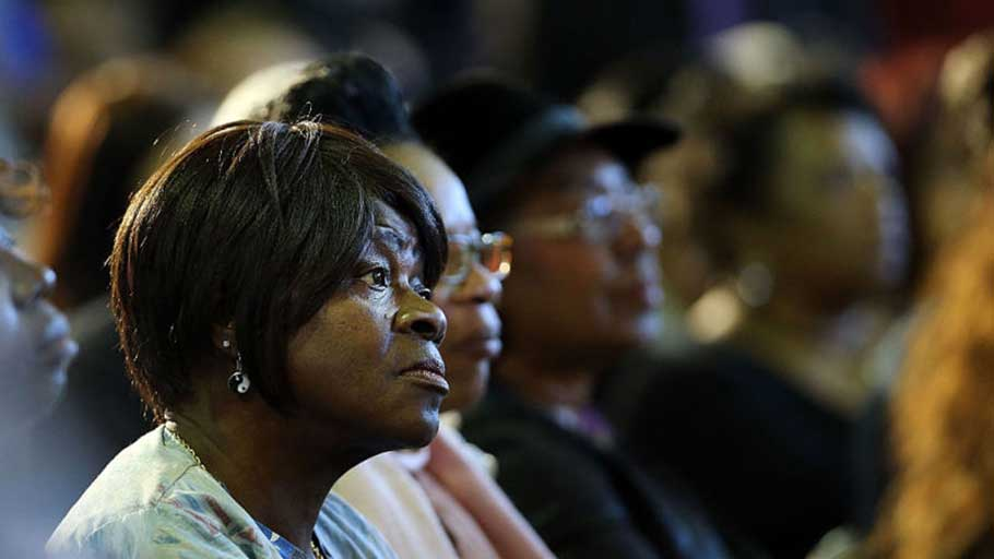 Bernie Sanders' Black Women Problem