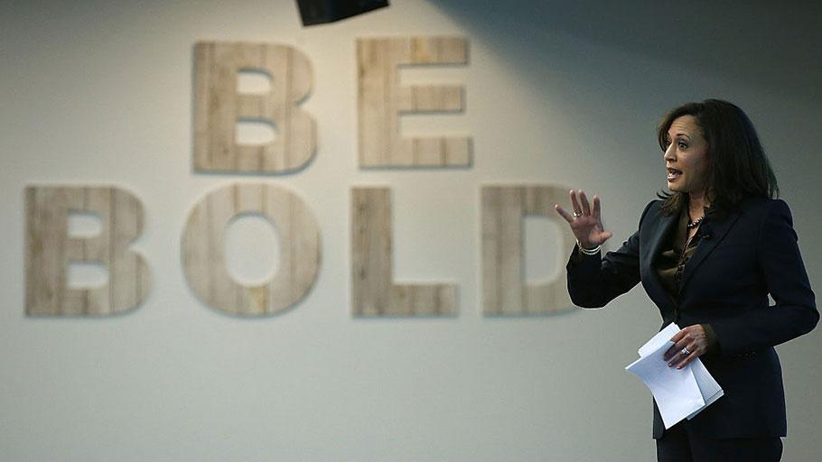 Sen. Kamala Harris (D-Calif.) - Justin Sullivan/Getty Images