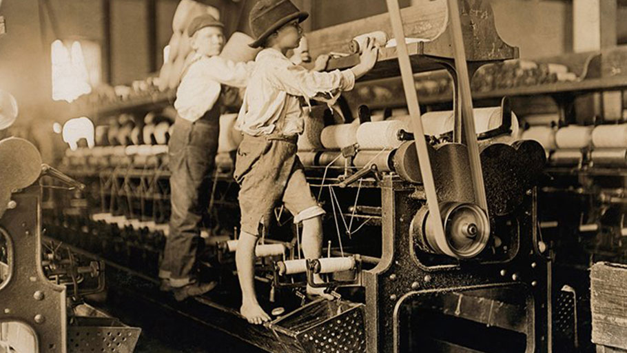 Irish American Slaves - American Child Labor