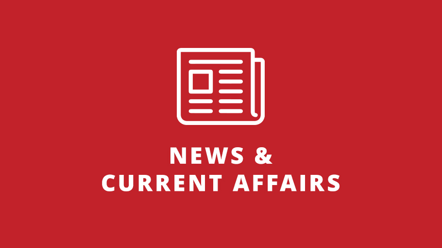 News & Current Affairs