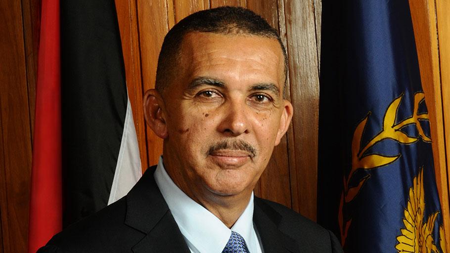 President Anthony Carmona (Trinidad & Tobago)