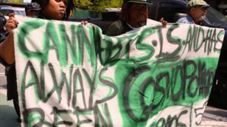 War on Marijuana and Disparate Policing Communities of Color Must End