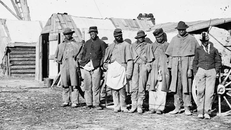Freed Slaves Civil War