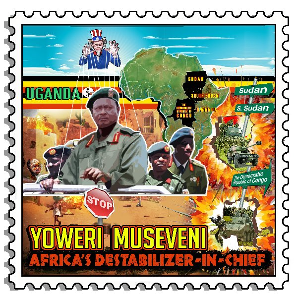 Pan African Unity Dialogue to Launch STOP MUSEVENI CAMPAIGN