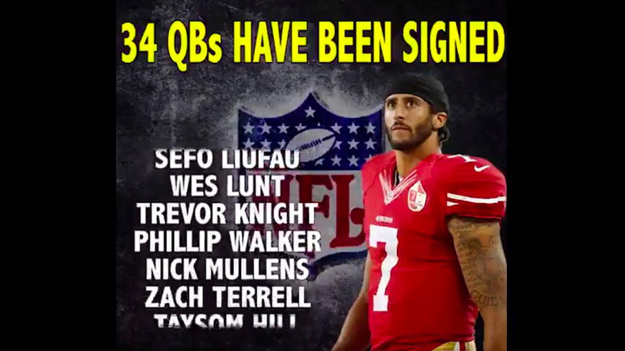 The Brutal Reality: Kap Is Still Unemployed!