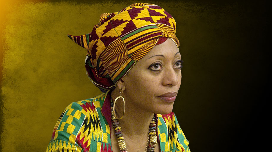 Hon. Samia Yaba Nkrumah