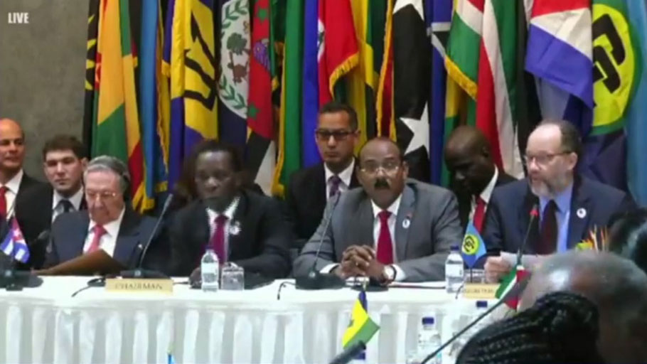 Declaration of St. Mary's on the Occasion of the Sixth Caricom-cuba Summit.