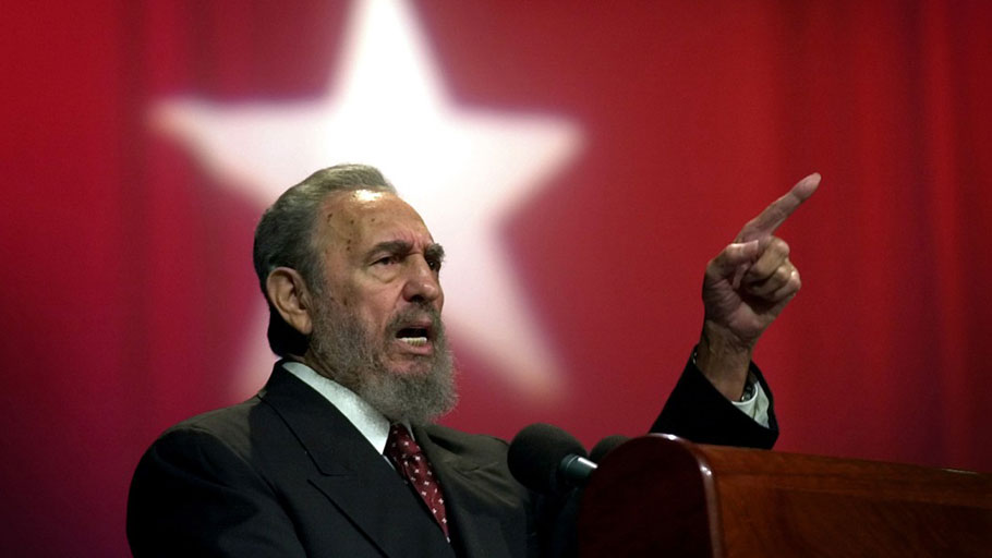 Fidel Castro, former president and leader of the Cuban revolution, died in November at age 90. Affectionately known as El Comandante in socialist Cuba, Fidel Castro's legacy will live in the hearts of not only the Cuban people but millions and millions around the world who thought of him as the man who stood up against U.S. imperialism and won.