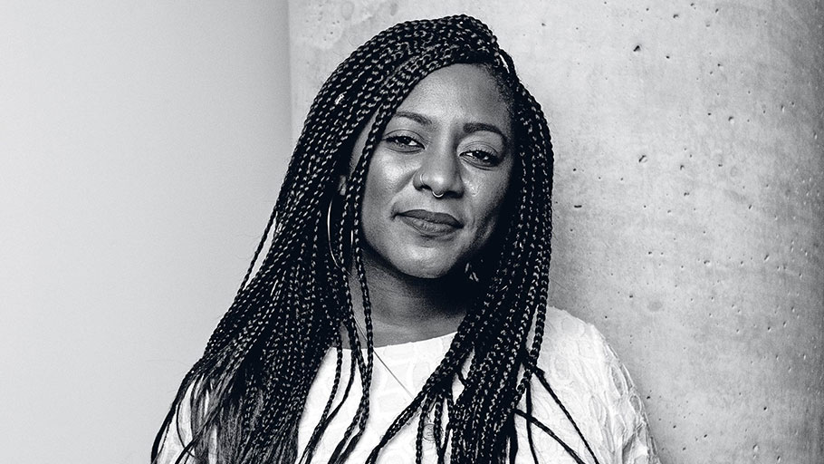 Alicia Garza — Oakland, Calif.-based organizer and co-founder of Black Lives Matter
