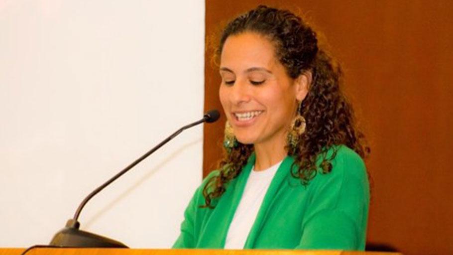 Samia Shoman — Palestinian American educator in the San Francisco Bay Area