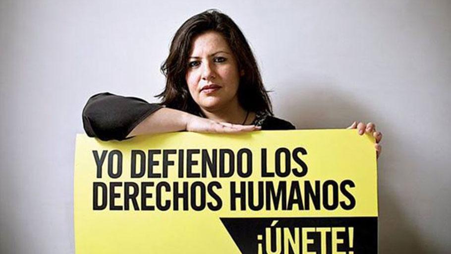 Erika Guevara — Rosas Americas director at Amnesty Internatio