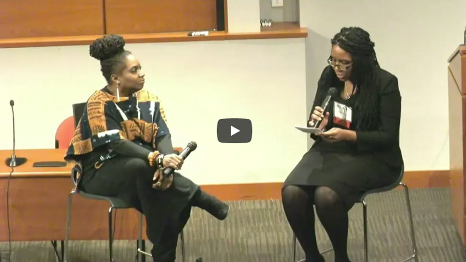 Reparations Now — The Black American Claim, Nkechi Taifa's Keynote Address and Q&A Session