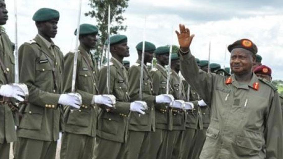 Gen. Museveni