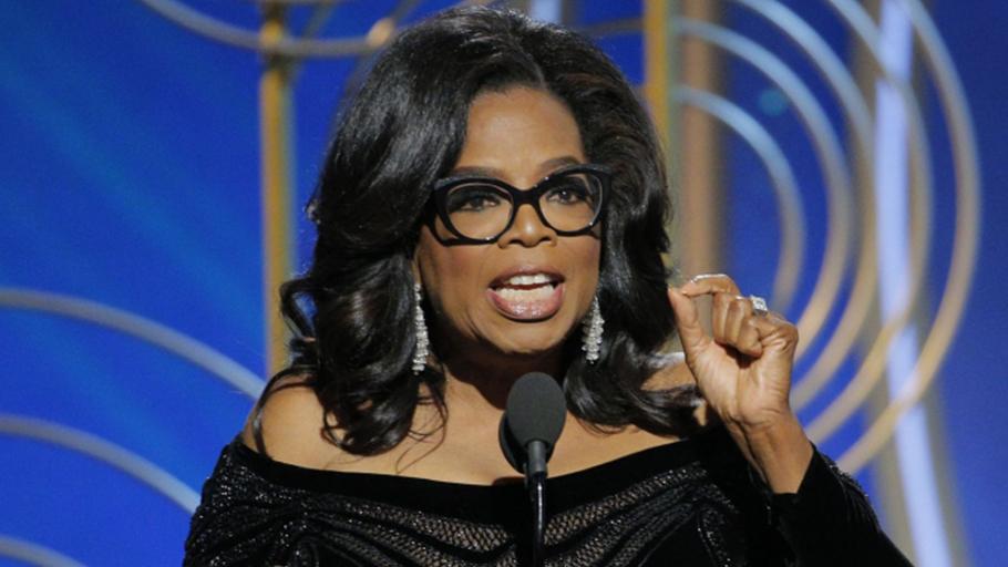 Whoa, Oprah in 2020?