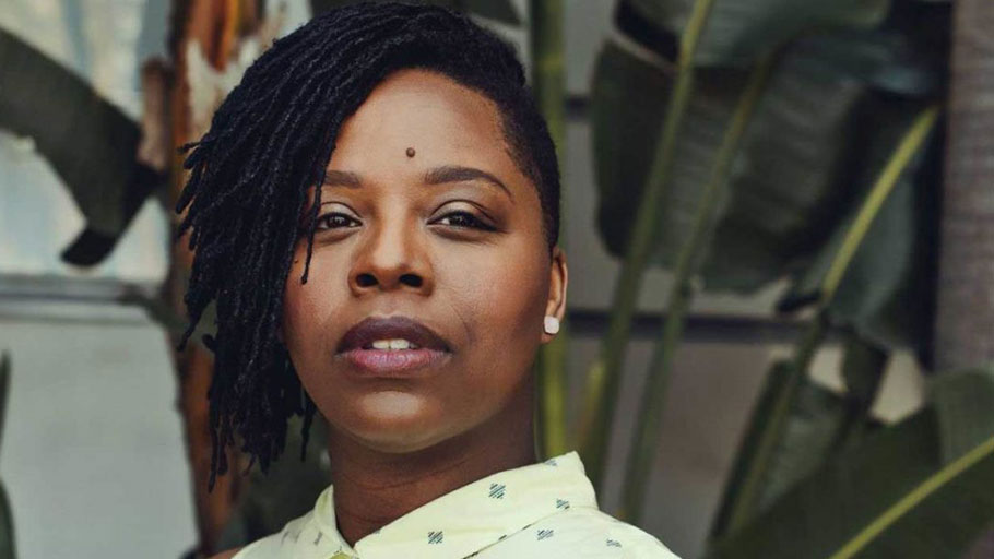 Co-founder of Black Lives Matter, Patrisse Cullors