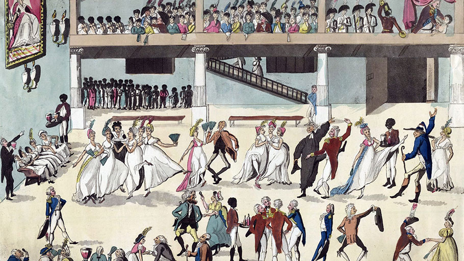The British Treasury's tweet shows slavery is still misunderstood