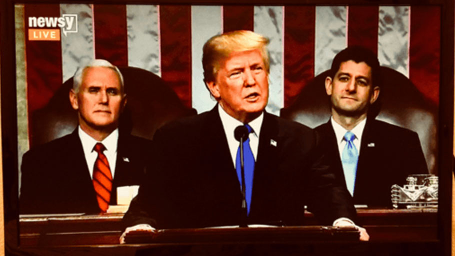 The True State of the Union: A House Divided, Enslaved & Mired in the Mistakes of the Past