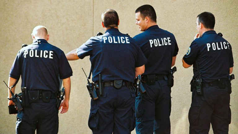 police role The apology represented an unusual yet symbolic step by law enforcement, which has often dismissed any role in the tense relationship with members of minority groups.
