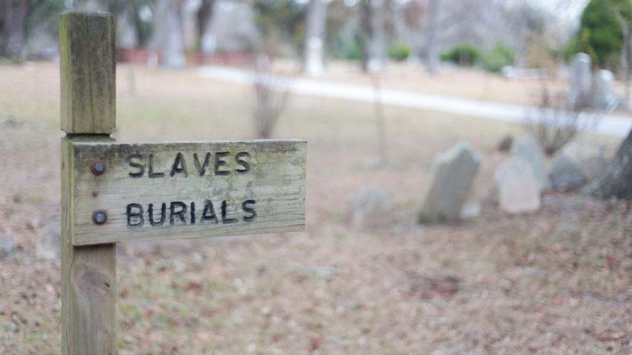 Slave Burial