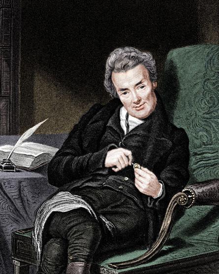 The British abolitionist William Wilberforce