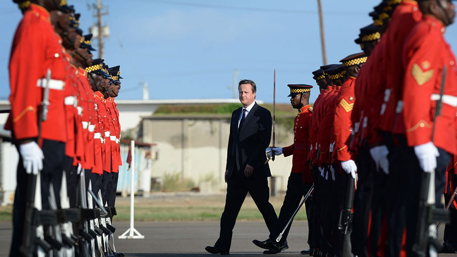 On Eve Of British Pm Camerons Visit >> British Prime Minister David Cameron Visit Kingston Jamaica