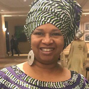 Amina Mayazi-Saunders — IBW Board Member