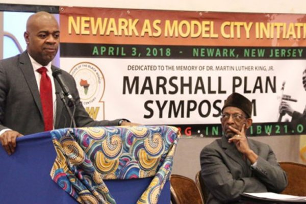 Newark Marshall Plan Symposium