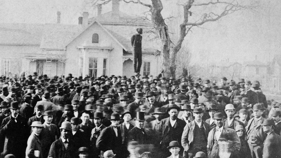 Why America Must Atone for its Lynchings
