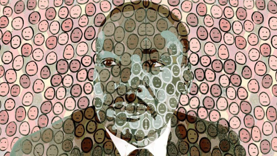 Martin Luther King - By Mr. Fish