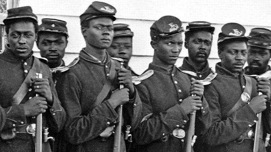 Back Civil War Veterans